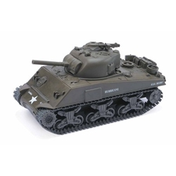 M4A3 Sherman Tank (1:32) Easy Build Model Kit, Easy Build Toy Airplane Models Item Number IN-EZTA1B