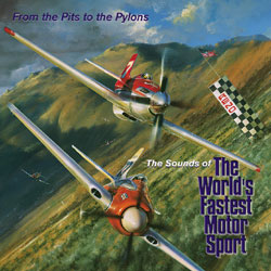 the Worlds Fastest Motor Sport (CD), Aircraft Records Item Number AC-1009