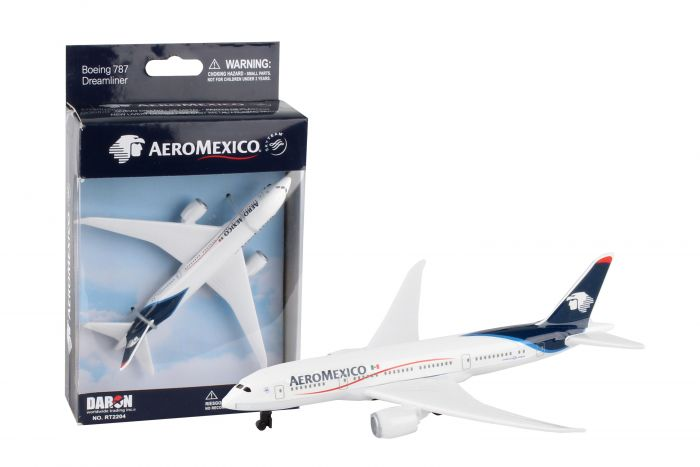 New DARON REALTOY RT5884-1 Air Canada New Livery SINGLE PLANE Diecast