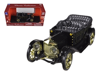 1911 Chevrolet Classic 6 Roadster Black (1:32), New Ray Item Number 55113
