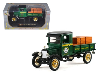 1923 Ford Model T Lamber Truck Green (1:32), Signature Models Item Number 32385GRN