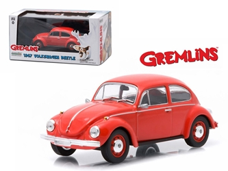 "1967 Volkswagen Beetle ""Gremlins"" (1984) 1/43 Diecast Model Car by Greenlight"