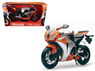 2010 Honda CBR 1000RR Motorcycle 1:6, New Ray Item Number 49293