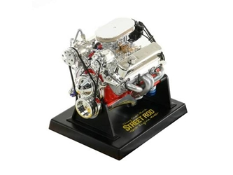 Chevrolet Street Rod Engine Model 1:6, Liberty Classics Item Number 84026