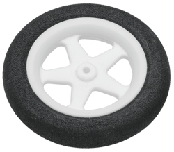 "2.50"" Micro Sport Wheels (2/pkg.), DU-BRO Item Number DUB250MS"