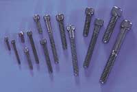 "1/4-20 x 2"" Socket Head Cap Screws (QTY/PKG: 4 ), DU-BRO Item Number DUB647"
