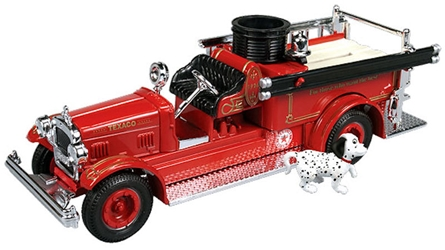1926 Seagrave Fire Truck (1:30), Round 2 Model Airplanes Item Number CP6090