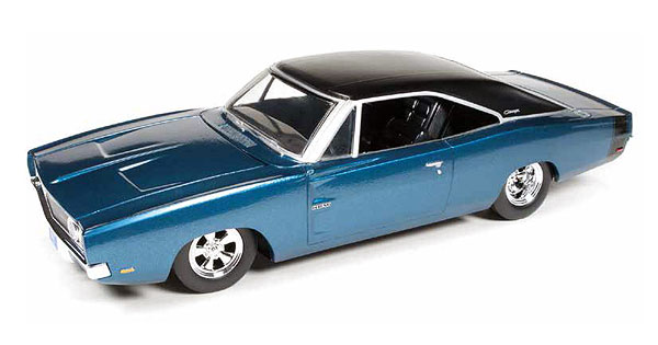 1969 Custom Dodge Charger (1:24)