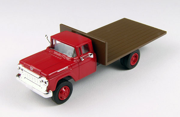 1960 Ford F-600 Flatbed Truck  (1:87)