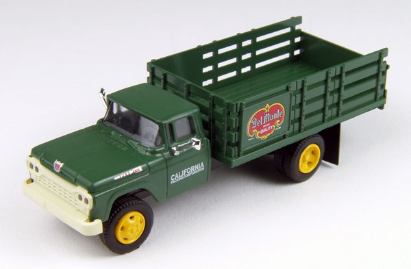 Del Monte - 1960 Ford F-500 Stake Bed (1:87)