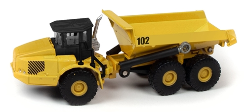 Articulated Off-Highway Dump Truck 1:87 HO Scale