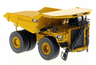 Caterpillar 797F Mining Truck (1:125), Diecast Masters Item Number CAT85536