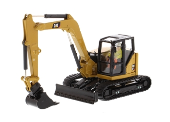 309 CR Next Generation Mini Hydraulic Excavator (1:50) by Diecast Masters