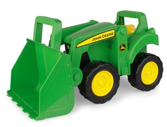 John Deere 15 Big Scoop Tractor and Trailer, ERTL Item Number ERTL46701