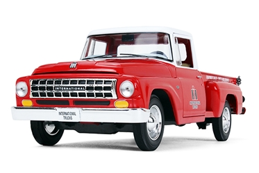 International Trucks Parts and Service - 1963 International C1100 Pickup (1:25), First Gear, Item Number FRG40-0418