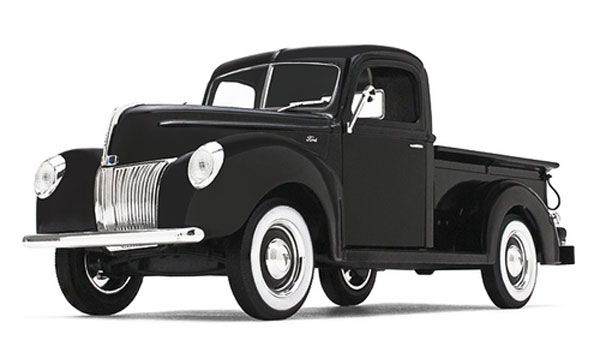 1940 Ford Pickup (1:25), First Gear Item Number FRG49-0393