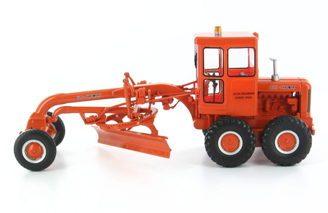 Allis-Chalmers Forty-Five Motor Grader Official 2008 National Toy (1:50), First Gear Item Number FRG50-3126
