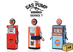 Vintage Gas Pump Collection Series 7 by Greenlight <p> Item Number: GLC14070-CASE
