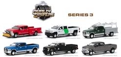 Dually Drivers Series 3 by Greenlight <p> Item Number: GLC46030-CASE