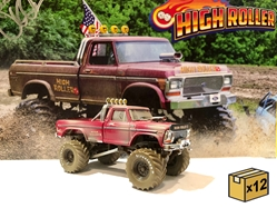 High Roller II 1979 Ford F-350 Monster Truck by Greenlight <p> Item Number: GLC51260-CASE