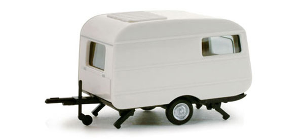 Qek Camping Trailer (1:87),  Item Number HE053099