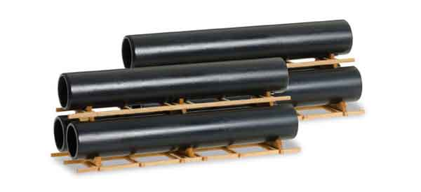2 Pipe Loads (1:87), Herpa Item Number HE053730