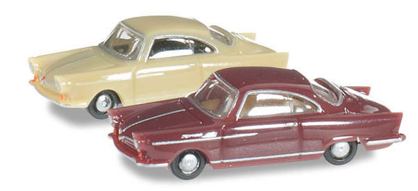 NSU Sport Prinz - Set of Two1:160,  Item Number HE065759