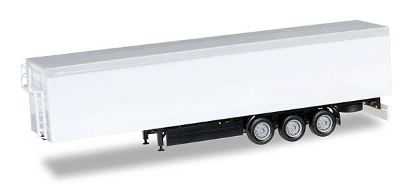3-Axle Walking Floor Van Trailer (1:87), Herpa Item Number HE076111