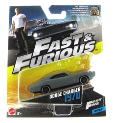 1970 Dodge Charger - Fast Five 2011 (1:55), Maisto Item Number MTT-FCF44