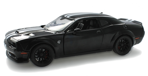 2018 Dodge Challenger SRT Hellcat Widebody (1:24)