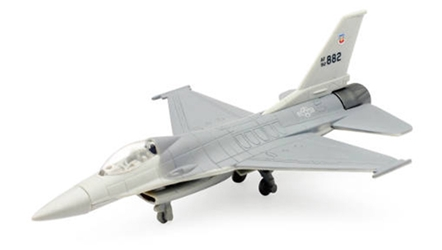 F-16 Fighting Falcon (1:200) by New Ray