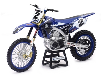 Yamaha Factory Team Bike Cooper Webb 1:6 by New Ray Diecast Item Number: NR49513