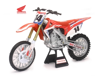 HRC Team Honda Race Bike Cole Seely 1:6 by New Ray Diecast Item Number: NR49603