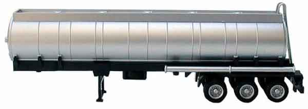 3-Axle Chemical Tanker Trailer 1:87 by Promotex Item Number: PRX005350