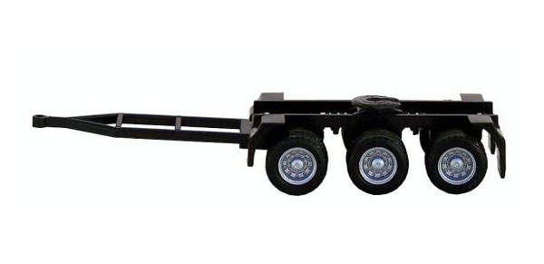 3-Axle Converter Dolly 1:87 by Promotex Item Number: PRX005399