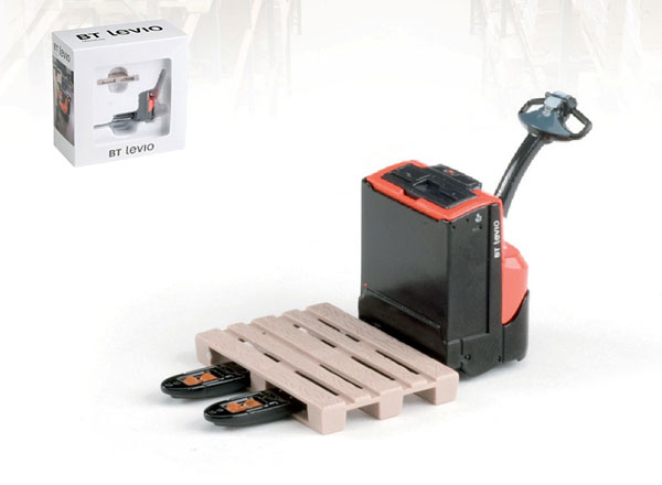 Toyota BT Levio powered pallet truck - G Scale 1:23 by ROS Item Number: ROS001404