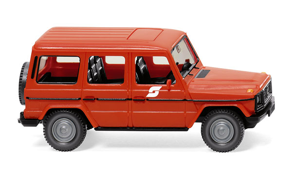 _B - Puch G in Blood Orange (1:87), WIKING, Item Number WIK026639