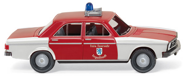 Audi 100 Fire Brigade, WIKING Item Number WIK086118