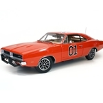 1969 Dodge Charger (General Lee) 1:18