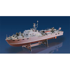 Air Force Rescue Boat (1:72), lindberg Item Number lin70888