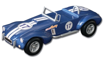 Blue Venom Prem Car Kit, Pine Car Item Number PCR3950