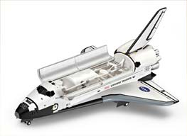 Space Shuttle Atlantis (1:144), Revell Item Number RMG4544