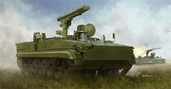 Russian 9P157-2 Khriszantema-S by Trumpeter item number: TRP9551
