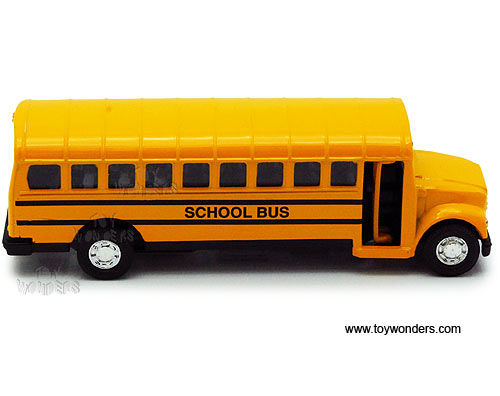 "Kinsmart - School Bus (5"", Yellow) 5107D"