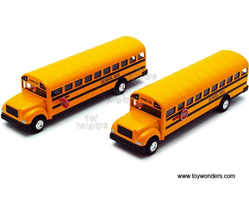 "Super School Bus (8.5"", Yellow),  Item Number 9948D"
