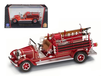 1932 Buffalo Type 50 Fire Engine Red (1:43), Road Signature Item Number ROS43005R