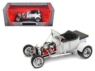1923 Ford T-Bucket Roadster White (1:18), Road Signature Item Number ROS92828W