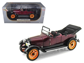 1917 REO Touring Burgundy (1:18), Signature Models Item Number 18105BUR