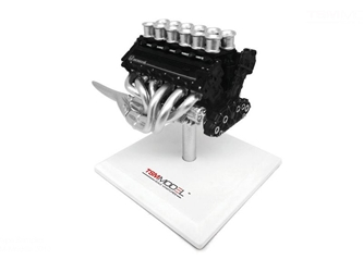 Honda RA121E V12 Engine Replica (1:18), True Scale Miniatures Item Number 14AC03