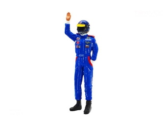 Ronnie Peterson Type II ELF Tyrrell Team (1:18), True Scale Miniatures Item Number 14AC10
